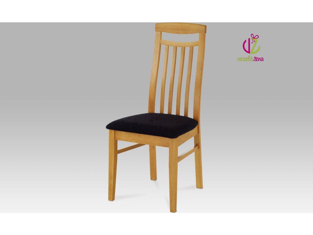 Jídelní židle bez sedáku 46x42x101x48cm Barva: dub