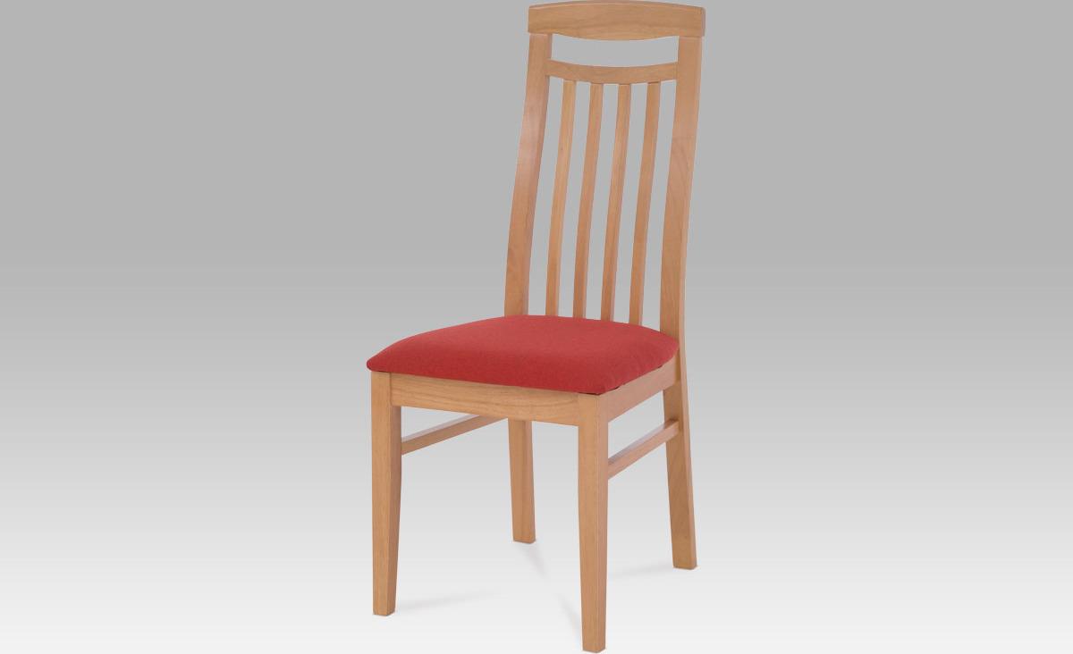 Artium Jídelní židle bez sedáku dřevěná 46x42x101x48cm Barva: buk