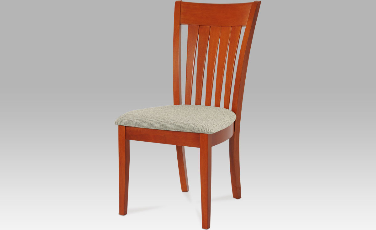 Jídelní židle třešeň 52x46x98x46cm