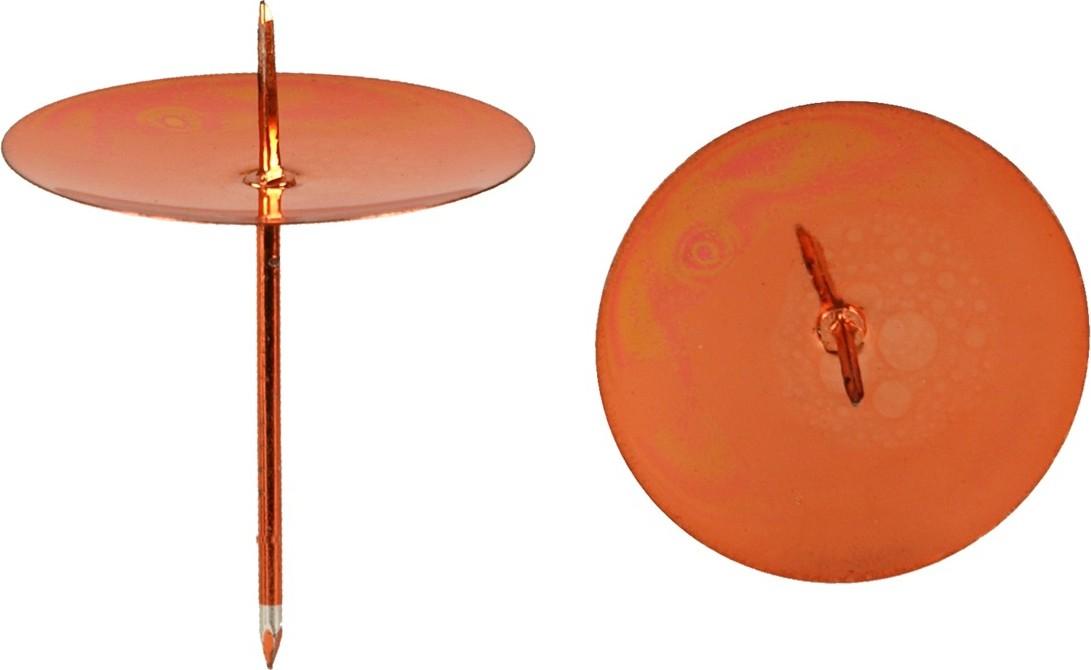 Artium Kovový bodec zápich 7cm Barva: červená