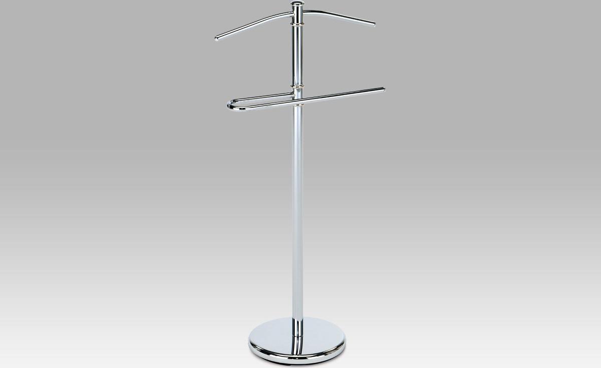 Němý sluha chrom 48x28x105cm
