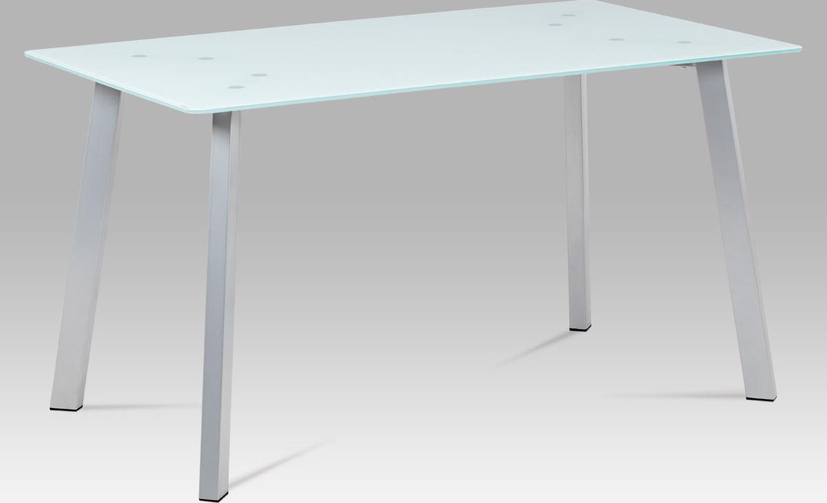 Artium Jídelní stůl skleněný 140x80cm