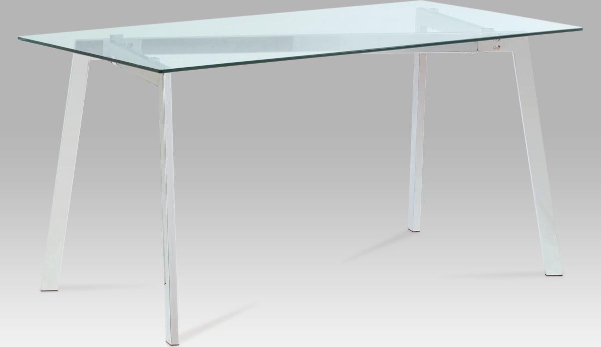 Artium Jídelní stůl skleněný 150x80cm