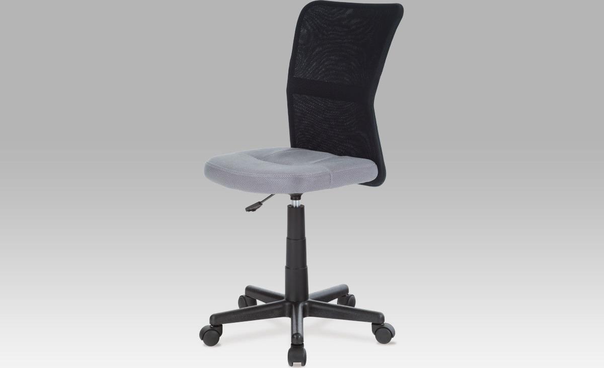 Kancelářská židle dětská Barva: šedá