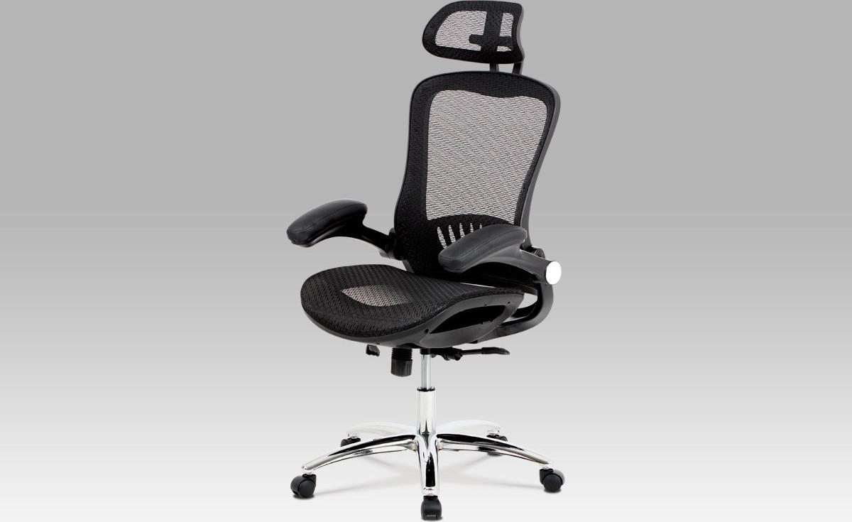 Kancelářská židle   synchronní mechanismus Barva: černá