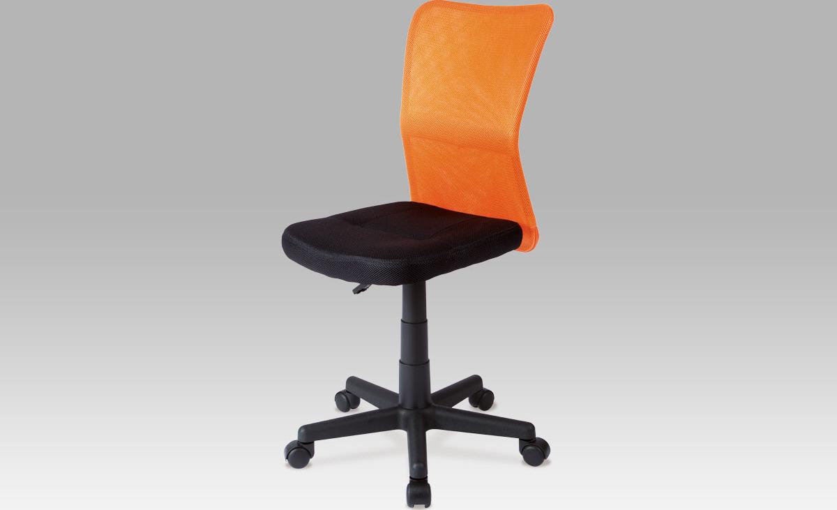 Kancelářská židle Boris Barva: oranžová