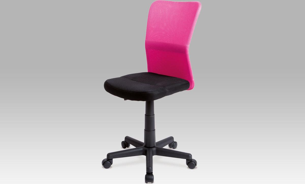 Kancelářská židle Boris Barva: růžová