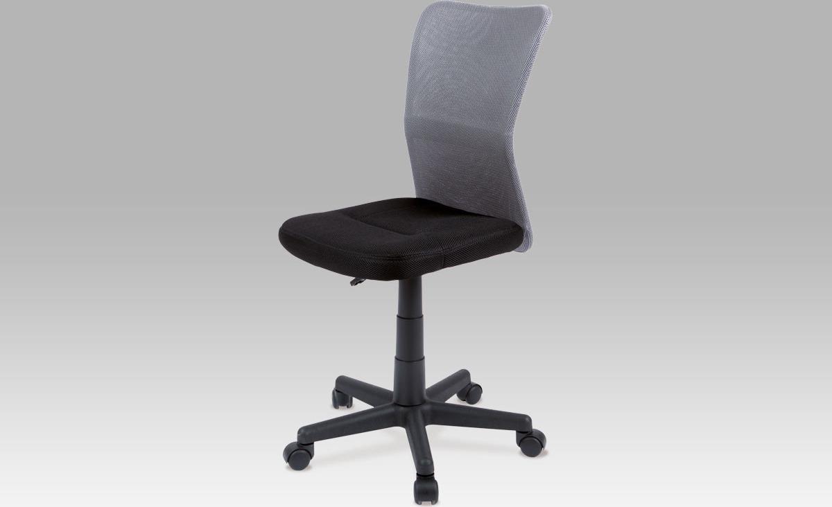Kancelářská židle Boris Barva: šedá