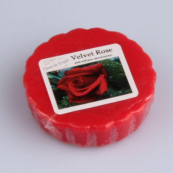 Vonný vosk do aroma lampy Velvet Rose 30g