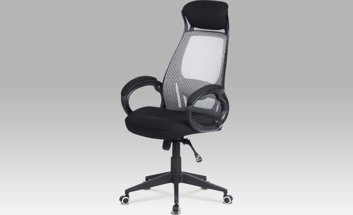 Kancelářská židle   synchronní mechanismus   MESH Barva: šedá