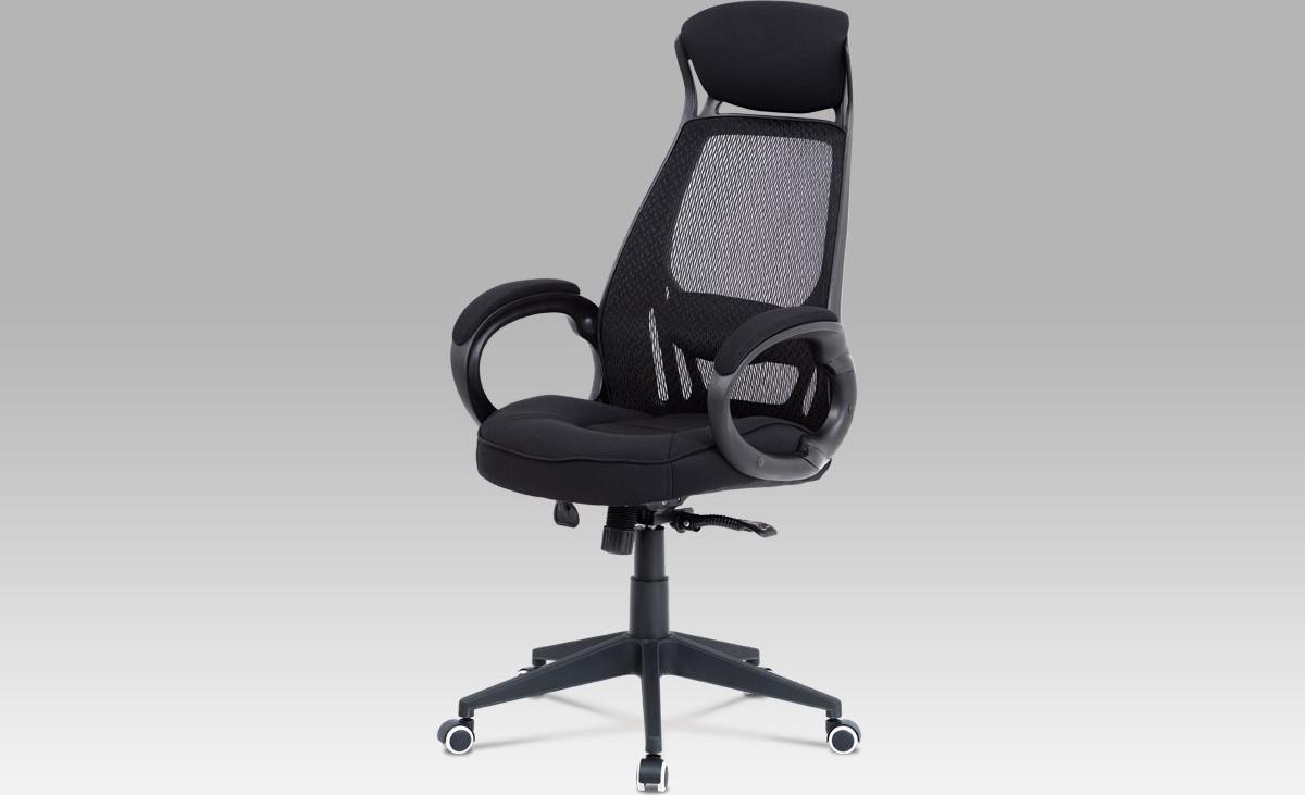 Kancelářská židle   synchronní mechanismus   MESH Barva: černá
