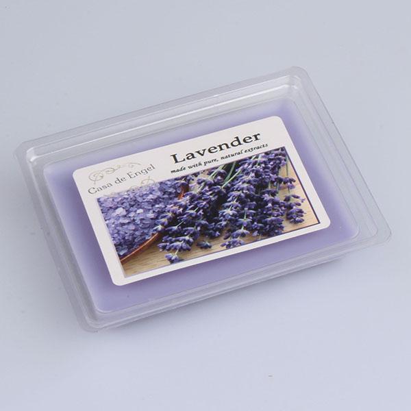 Vonný vosk do aroma lampy Levandule 73g