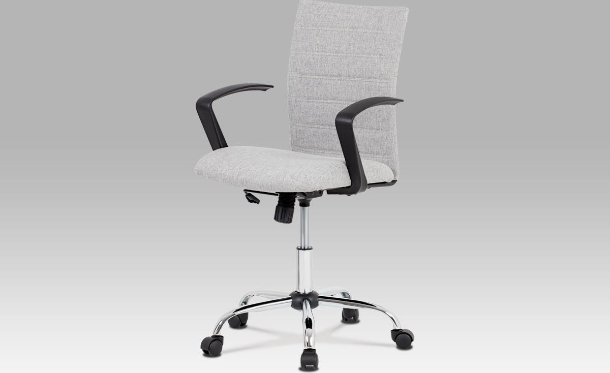 Kancelářská židle   kovový kříž Barva: šedá