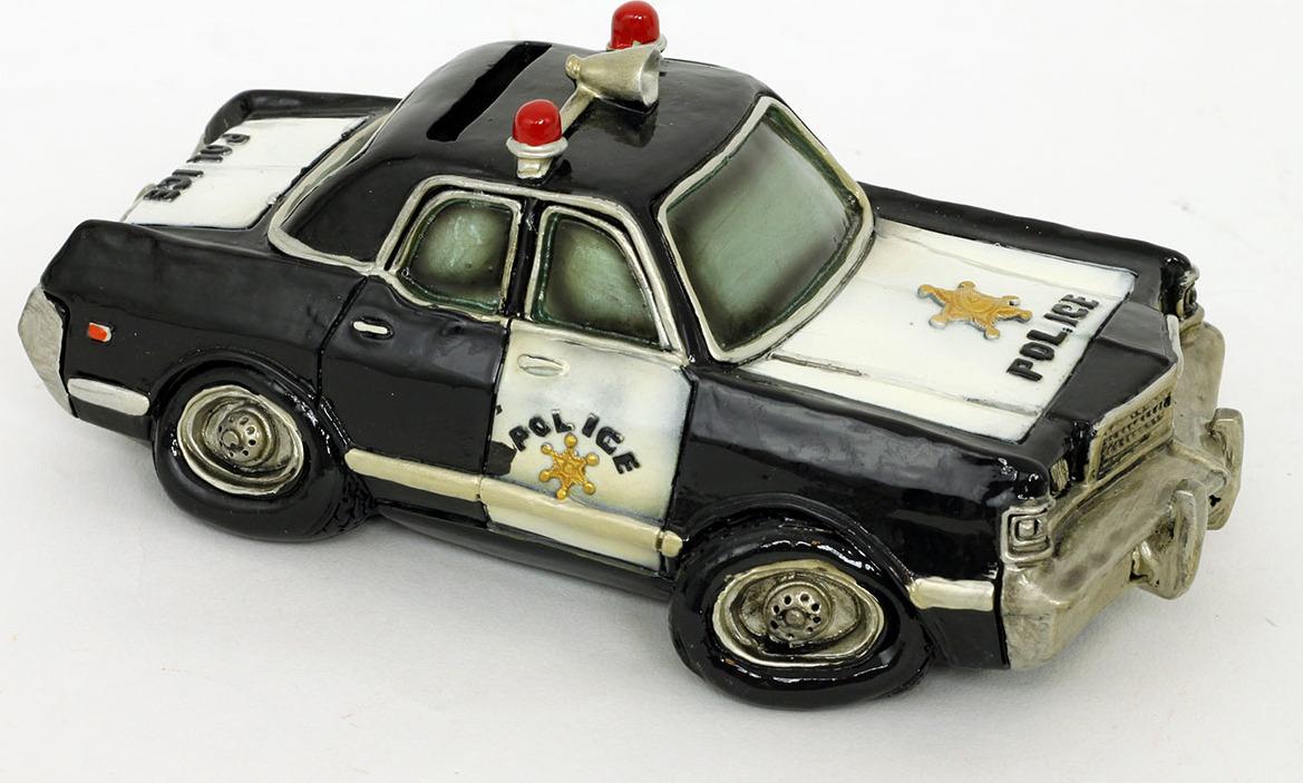 Kasička - policejní auto