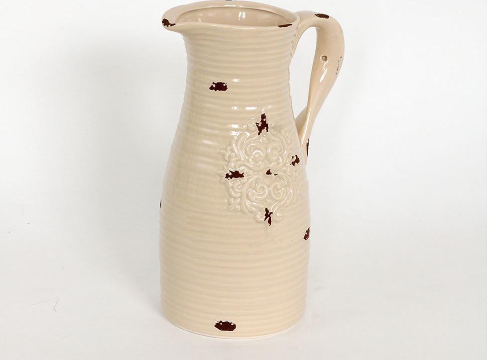 Džbánek keramický dekorační