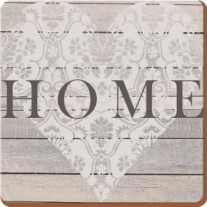 Creative Tops Korkové prostírání Home Rozměry: 10x10cm - 4ks