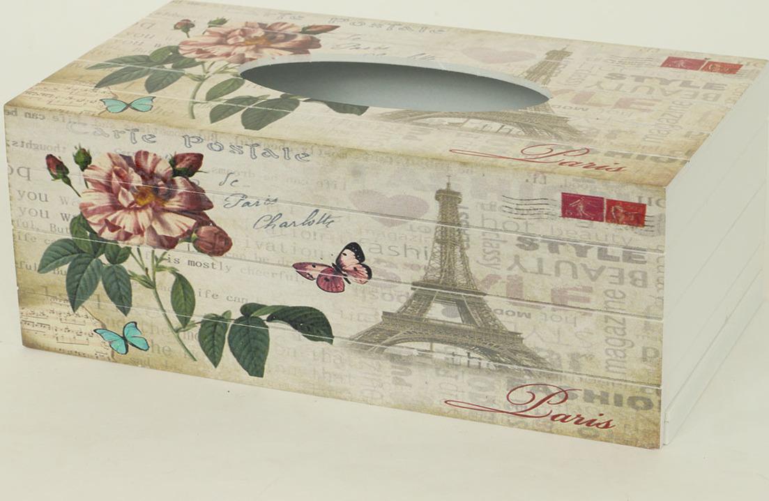 Autronic Krabička na kapesníky Paris AUKP8747