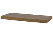 Nástěnná polička 80cm Barva: dub