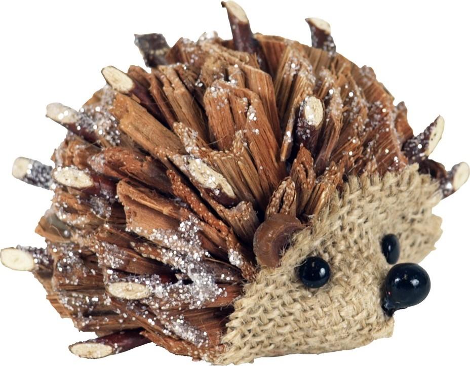 Ježek dřevěný