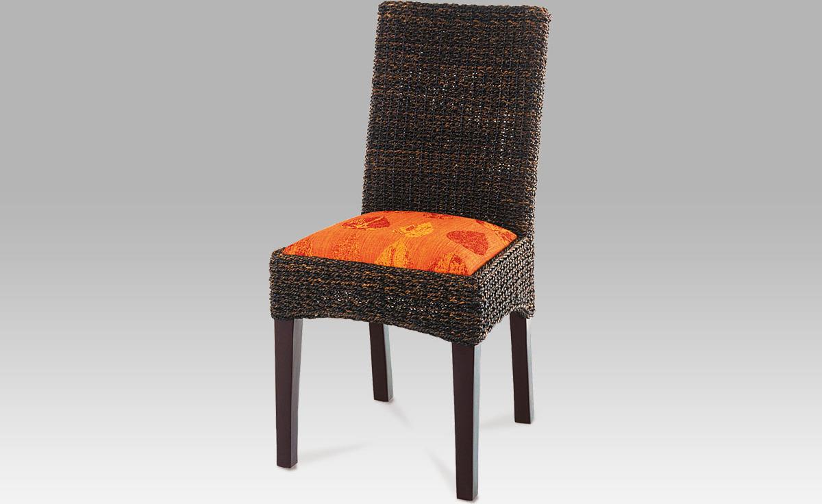 Autronic Jídelní židle bez potahu 49x56x98cm