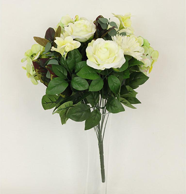 Artium Puget umělých květin krémový