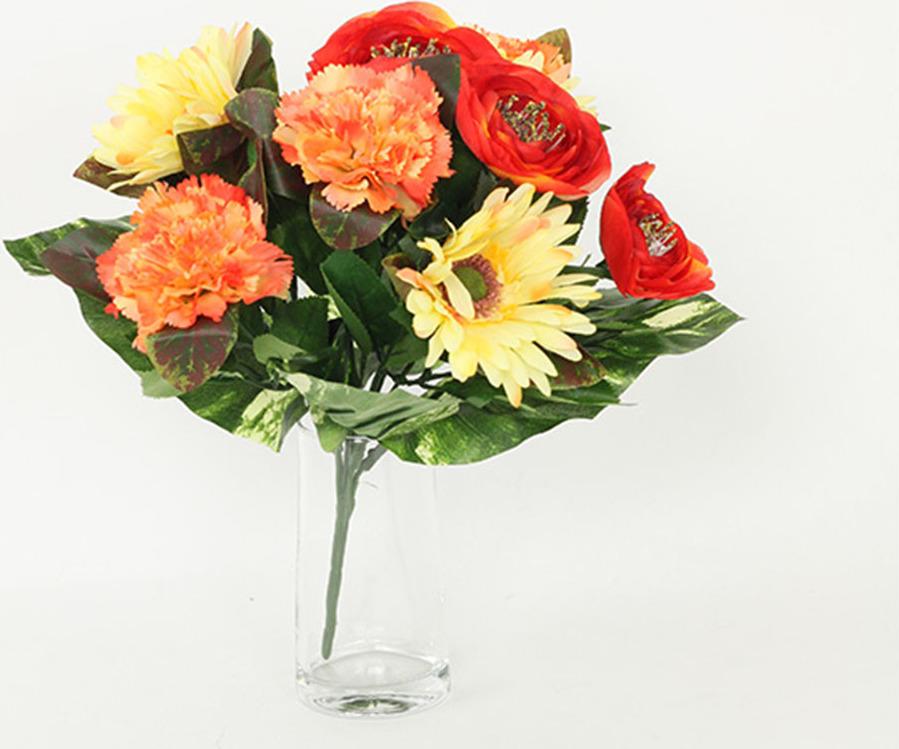 Artium Puget umělých květin červenorůžový