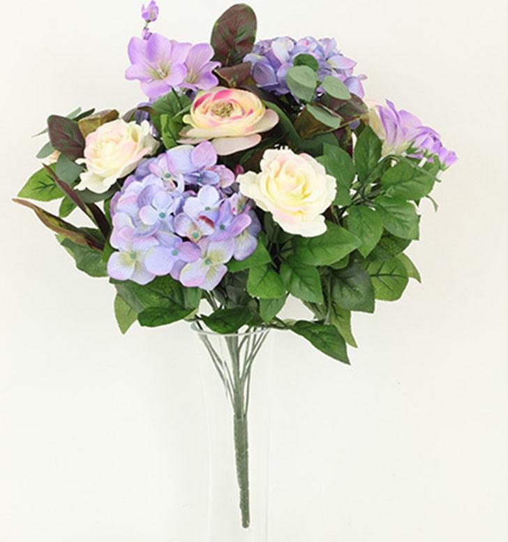 Artium Puget umělých květin fialový