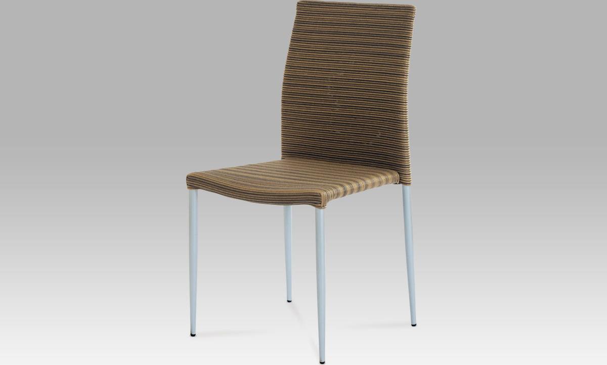 Jídelní židle|umělý ratan|stohovatelná