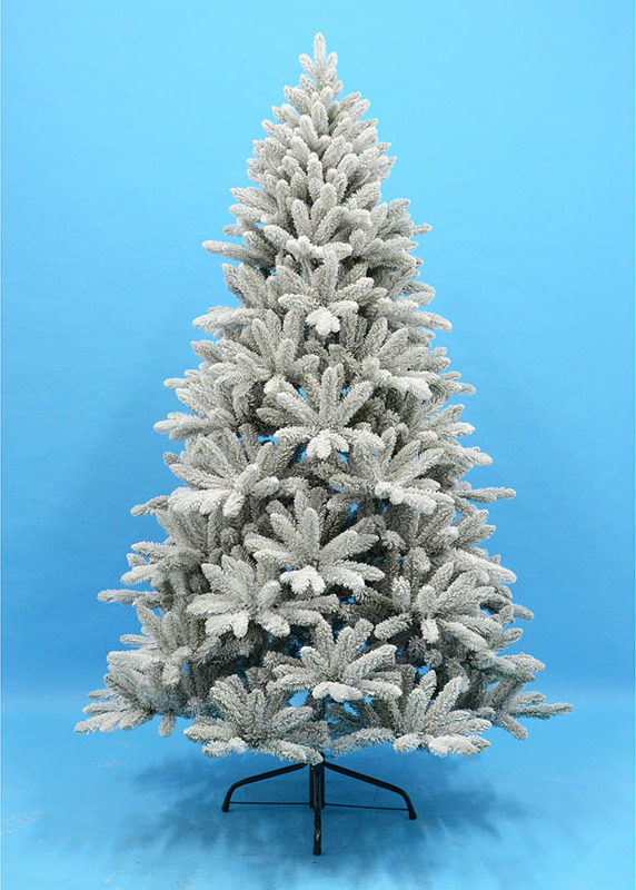 Umělý vánoční stromek bílý Velikost: střední