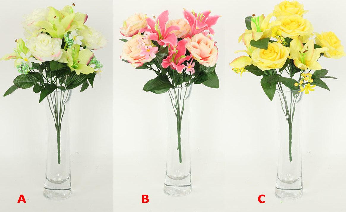Artium Puget umělých květin 38cm Provedení: A