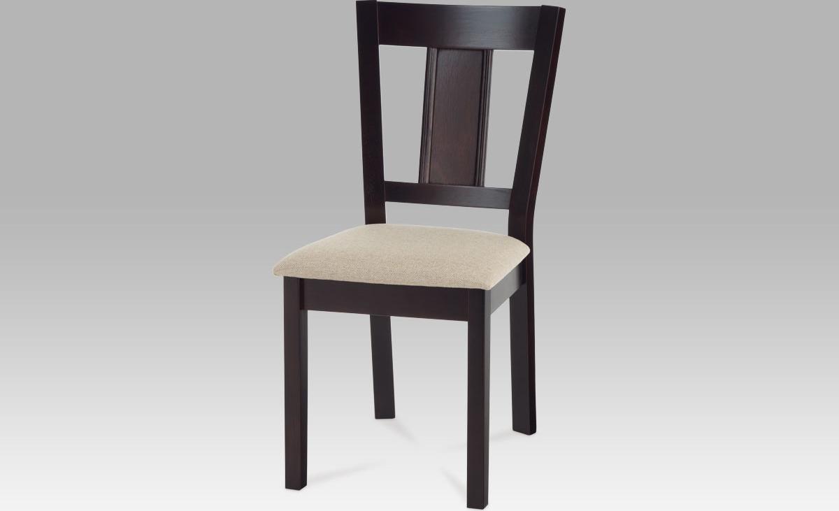 Jídelní židle wenge 44x43x89x45cm