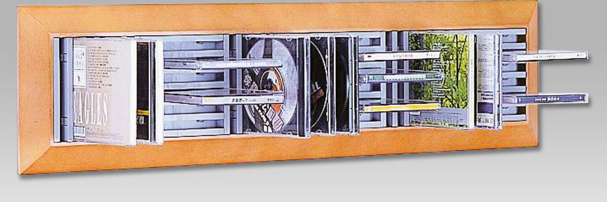 CD stojan 83x20cm