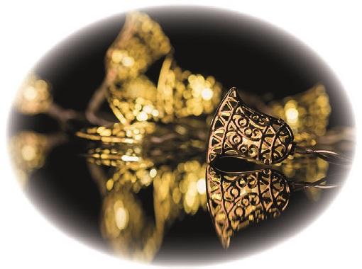 AP Světelný řetěz zvonky LED 135cm