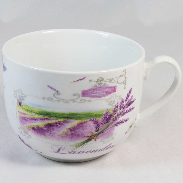 Hrnek Lavender 460ml