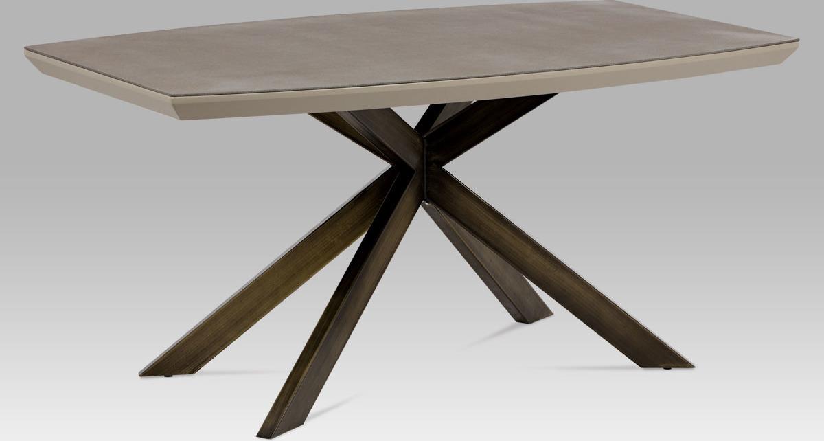 Artium Jídelní stůl dekor kámen 160x95cm