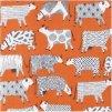 Papírové ubrousky Curious Cows
