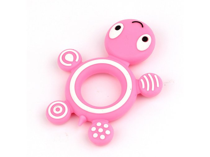želvička růžová