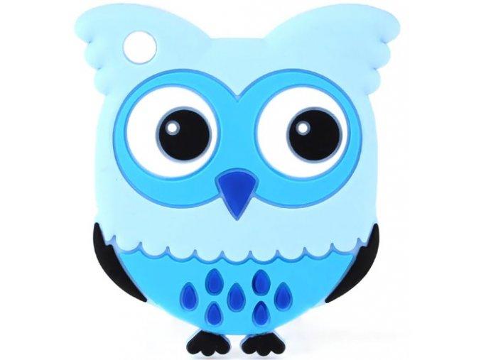 sova modrá