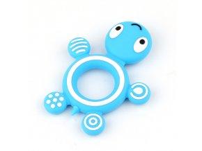 želvička modrá