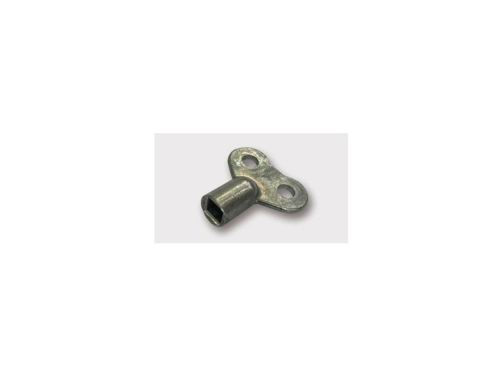 Klíček odvzdušňovacího ventilu
