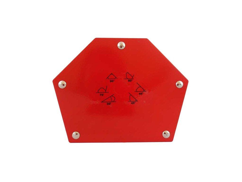 Úhlový magnet - nosnost 34kg