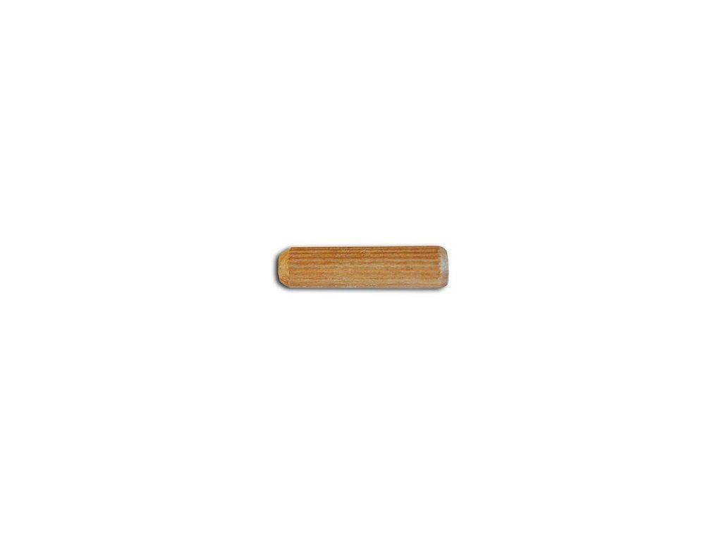 Dřevěné kolíky nábytkářské 10x40 mm - 120ks