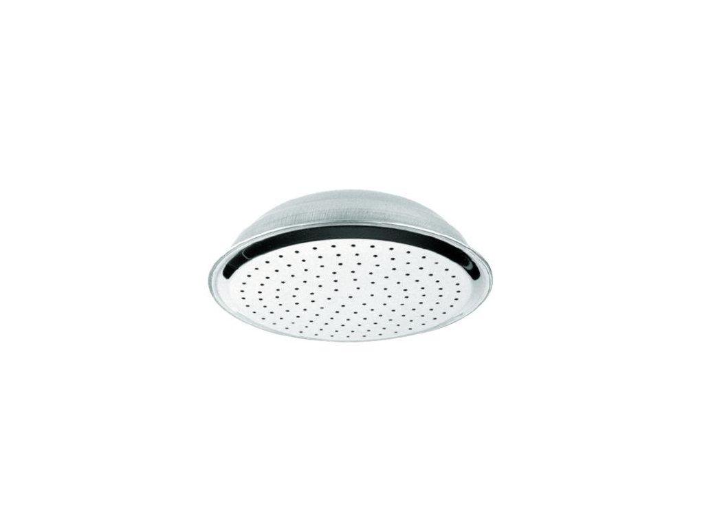 Stěnová sprcha 1 polohová jednoduchá, průměr 9cm - chrom STELLA