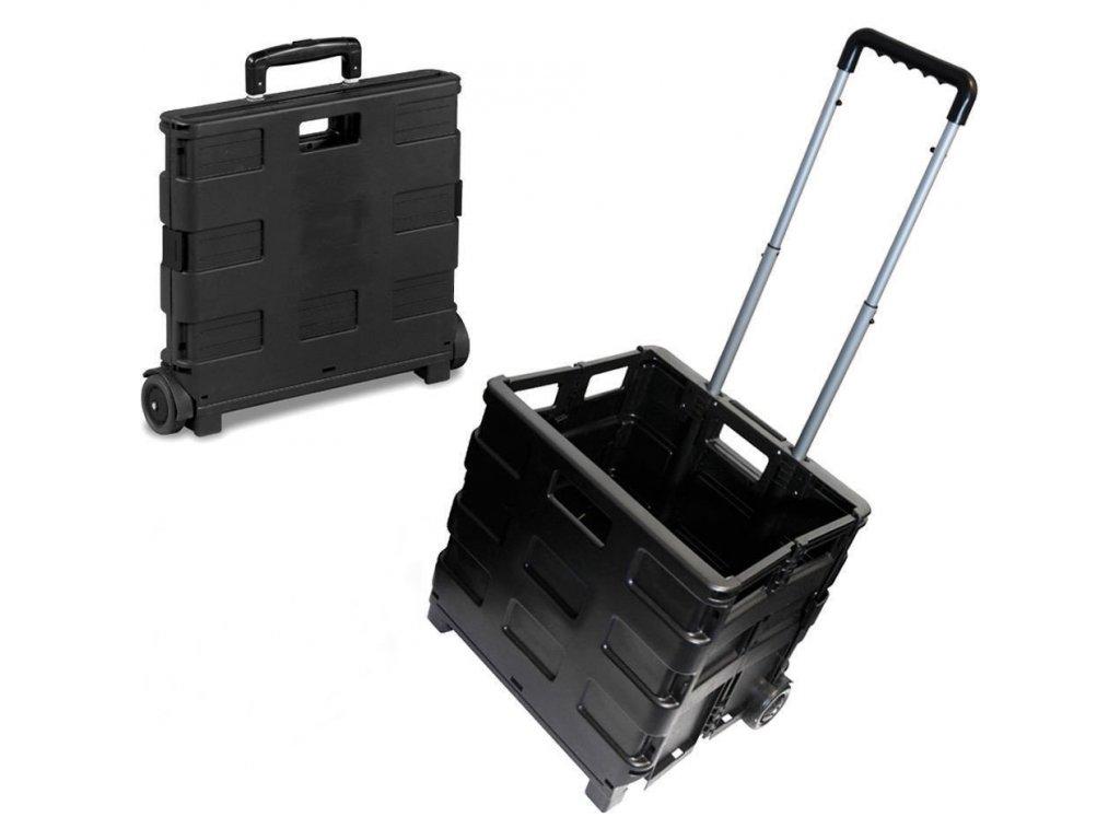 Skládací vozík do 25 kg - KINZO