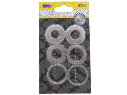 Redukční kroužky k pilovým kotoučům 35mm x 1,4mm