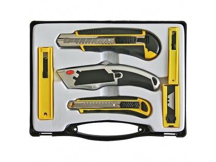 Sada nožů v kufříku, Strend Pro CS712 - 3 dílná