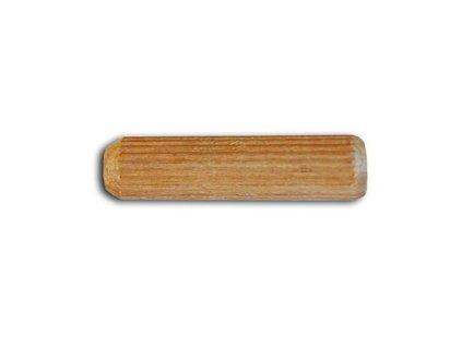 Dřevěné kolíky nábytkářské 10x40 mm - 30ks
