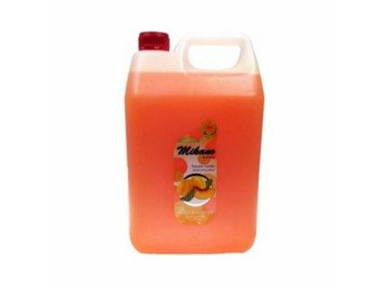 KISS classic tekuté mýdlo Peach a Apricot 5l