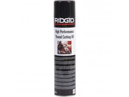 Závitořezný olej RIDGID spray 600ml