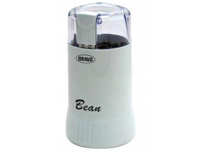Bravo Kávomlýnek Bean B-4307, bílý